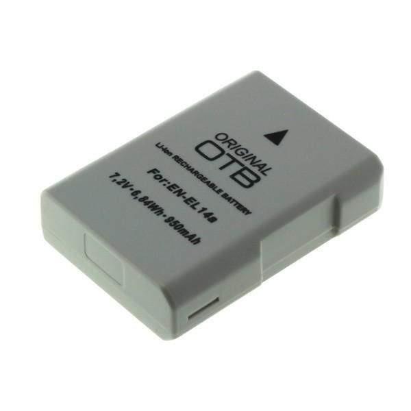 Batteri til Nikon Coolpix P7000