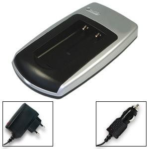 Batterilader til CANON EOS 350D