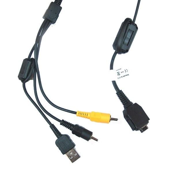 VMC-MD1 Tilslutningskabel til Sony DSC-W35